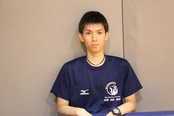 日本体育大学男子バレー部|6人制